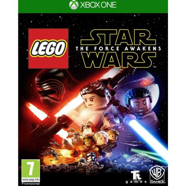 Lego Star Wars Force Awakens XONE játékszoftver