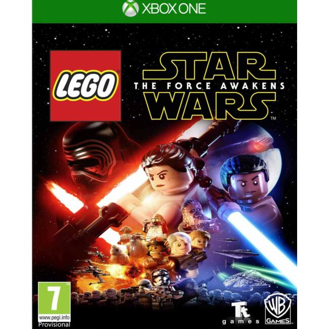 Lego Star Wars Force Awakens XONE játékszoftver