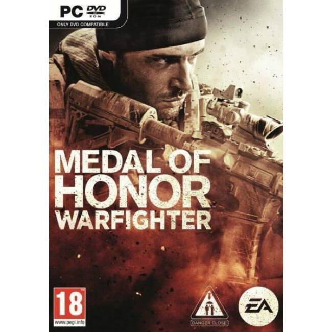 MEDAL OF HONOR: WARFIGHTER PC CZ/SK/HU