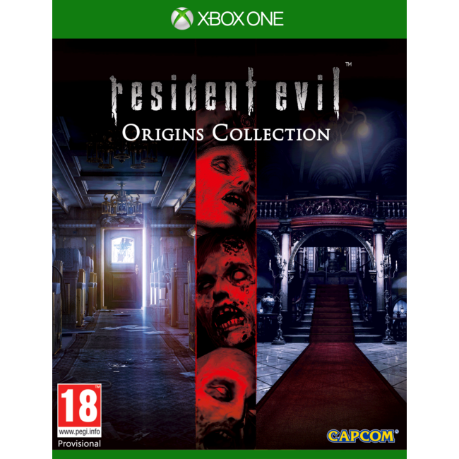 Resident Evil Origins CollectionXONE játékszoftver
