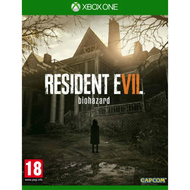 Resident Evil 7 Biohazard XONE játékszoftver