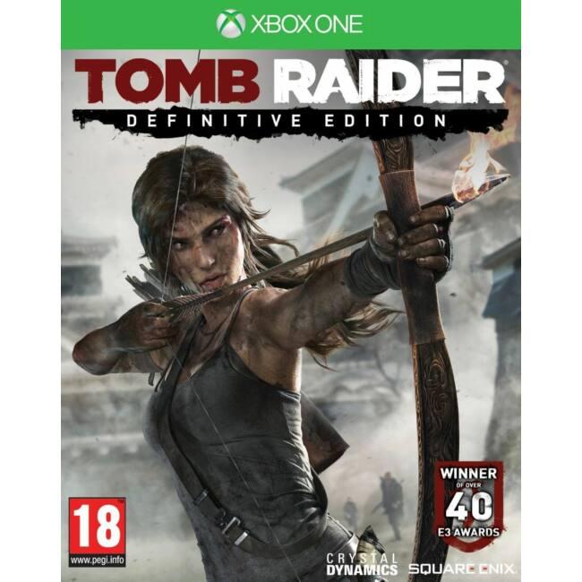 Tomb Raider Definitive Ed. XONE játékszoftver