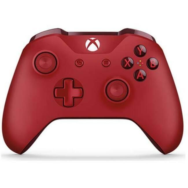 Microsoft Xbox One Wireless kontroller Piros (WL3-00028)