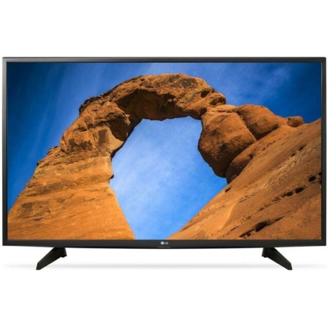 LG 43LK5100PLA, Full HD, 108cm, LED Tv, Game Tv, Virtual Surround, Műsort rögzítés, 2DB HDMI, USB LED Televízió