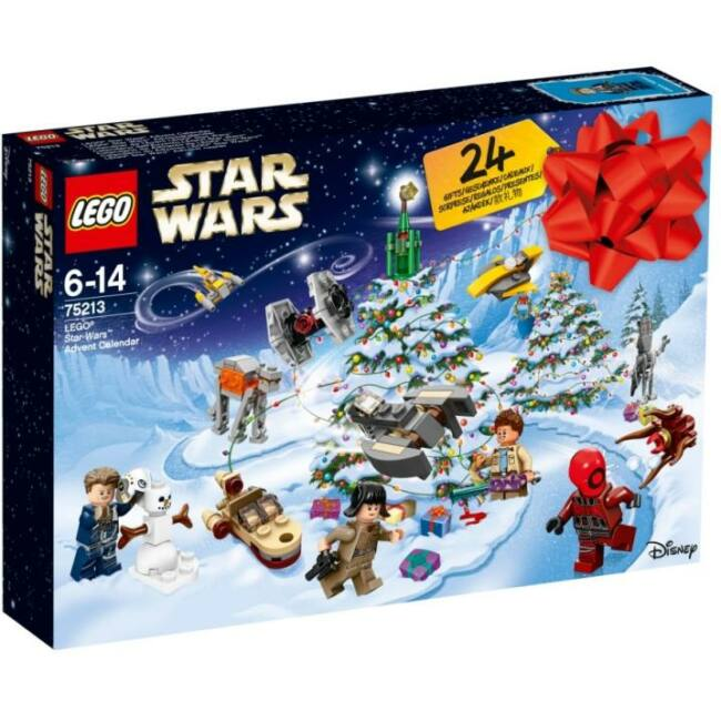 LEGO Star Wars Adventi naptár 72513