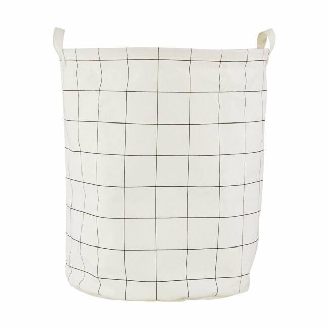 Squares Laundry Bag (Ls0421) szennyes kosár