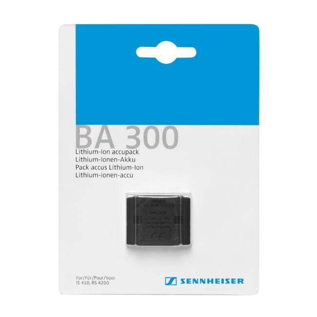 Sennheiser BA 300 Újratölthető akku - Lítium-polimer 3,7V 150mAh