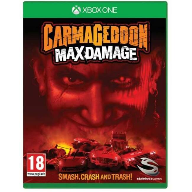 Carmageddon Max Damage (Xbox One) Játékprogram