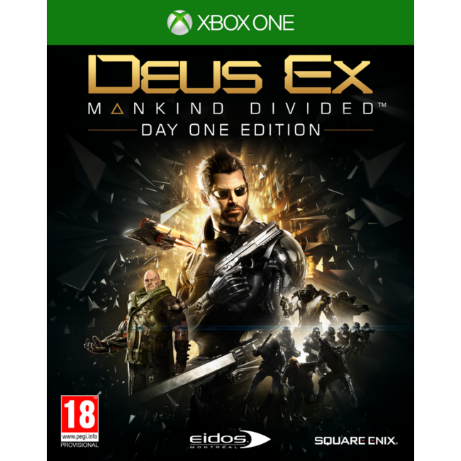 Deus Ex: Mankind Divided D1 Edition - XONE