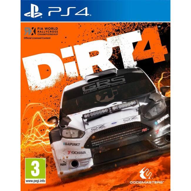 DiRT 4 (PS4) Játékprogram