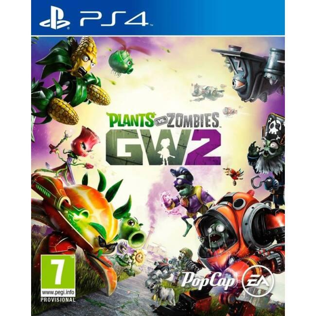 PLANTS VS ZOMBIES GARDEN WARFARE 2 - PS4