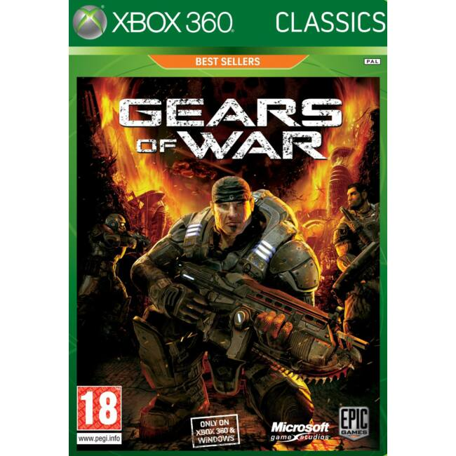 Gears of War - X360