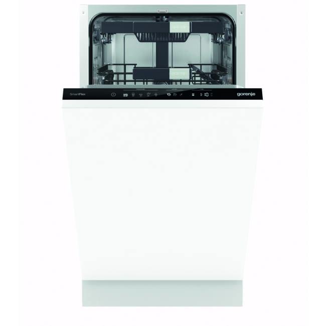 Gorenje GV56210 SmartFlex mosogatógépek - teljesen integrált 45cm széles