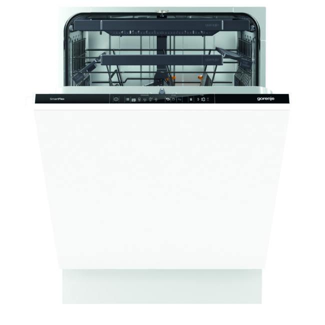 Gorenje GV64161 SmartFlex mosogatógépek - teljesen integrált 60cm széles