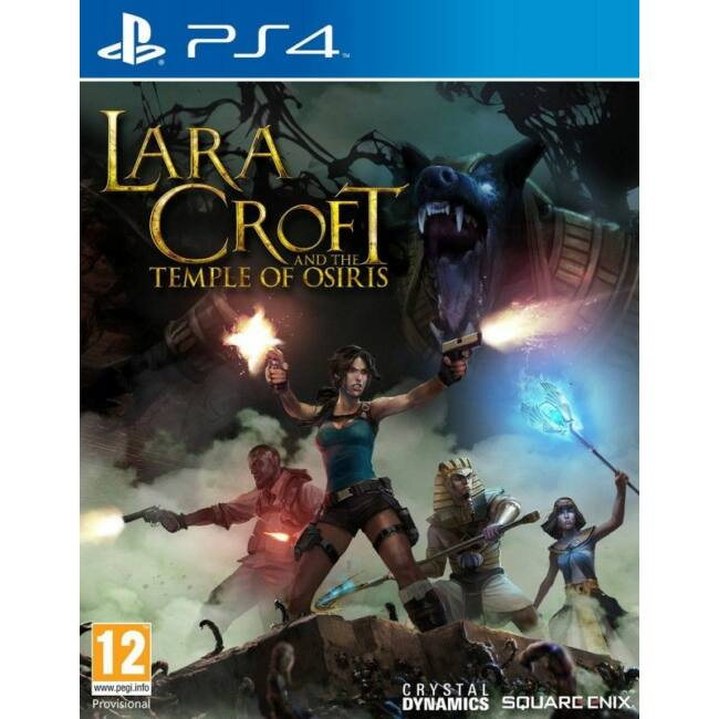 Lara Croft and the Temple of Osiris Gold Edition - PS4