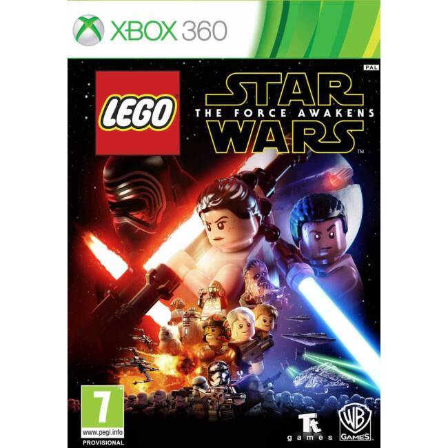 Lego Star Wars The Force Awakens - X360