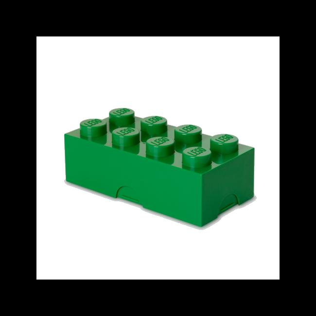 LEGO Lunch Box - Sötét zöld (40231734) uzsonnás doboz