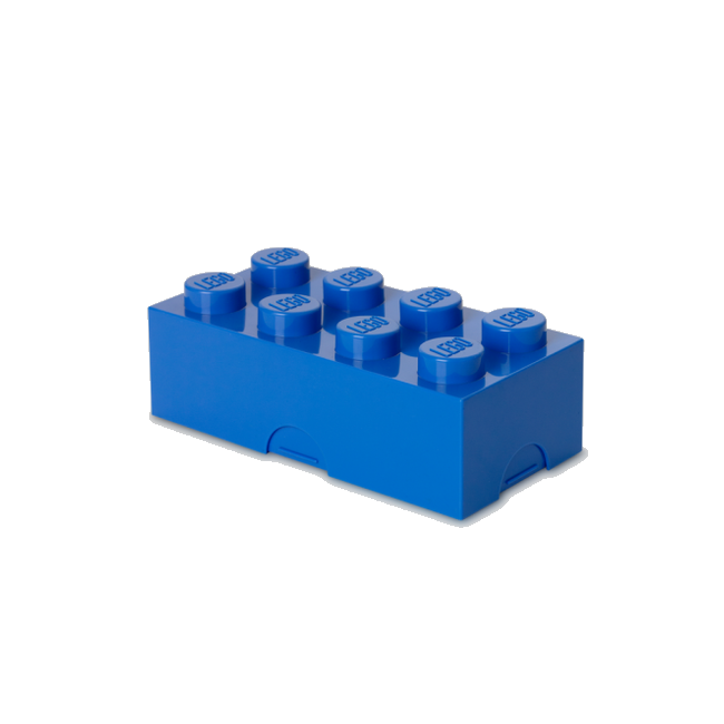 LEGO Lunch Box - Kék (40231731) uzsonnás doboz