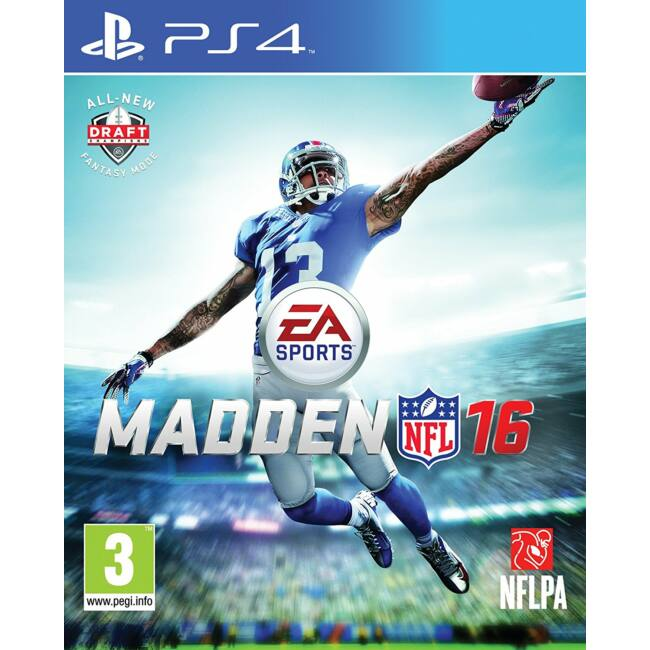 MADDEN NFL 16 - PS4