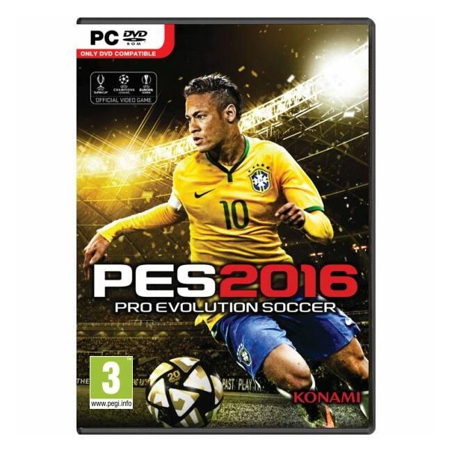 Pro Evolution Soccer 2016 DAY1 - PC