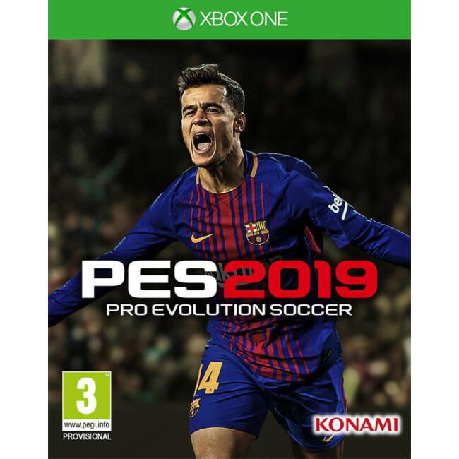 PES 2019 Pro Evolution Soccer (Xbox One) Játékprogram