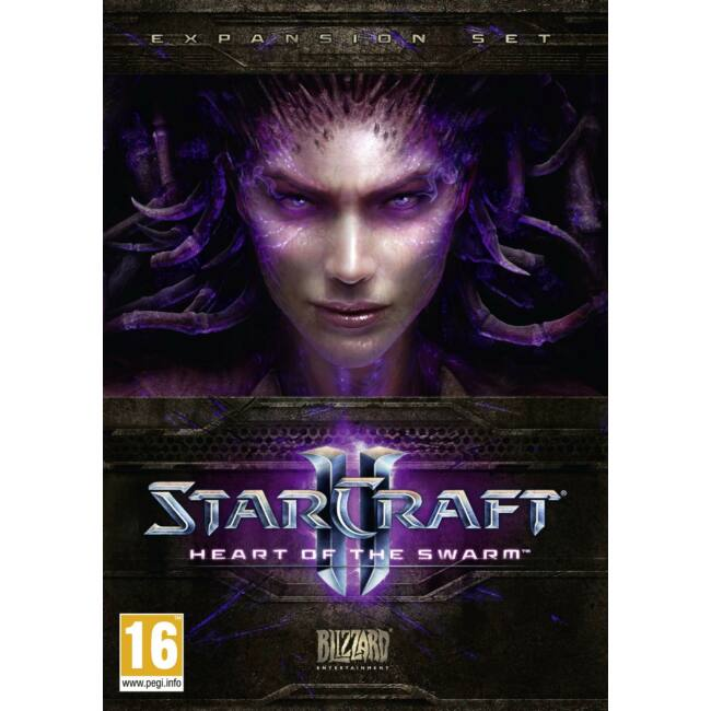 STARCRAFT 2 HEART OF THE SWARM - PC