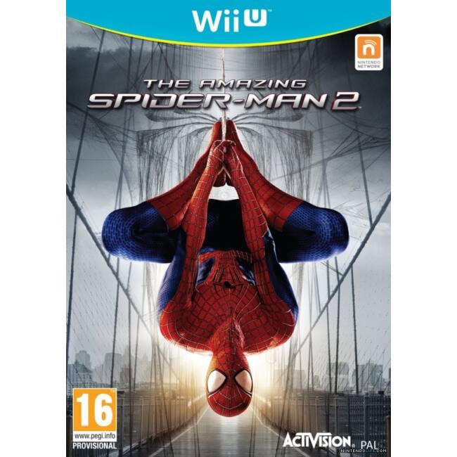 Activision The Amazing Spider-Man 2 (Wii U) Játékprogram