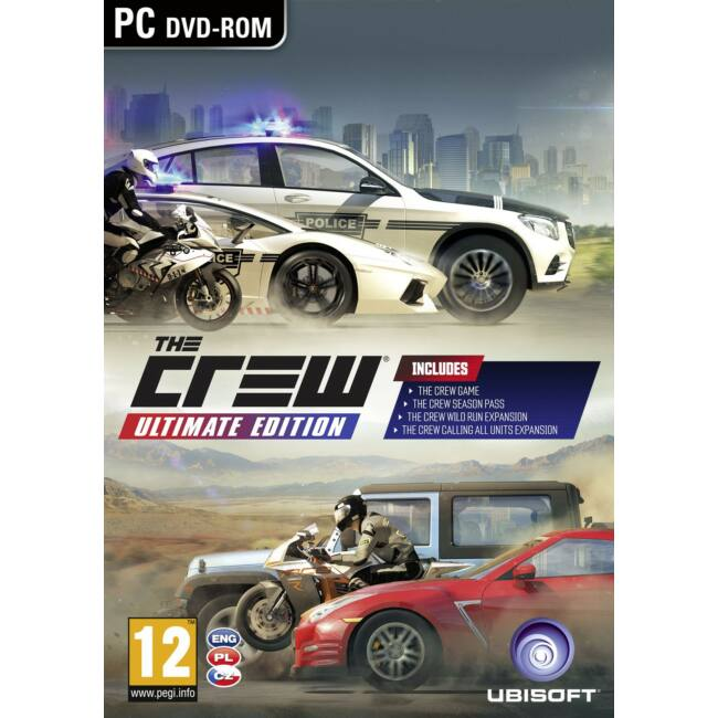 The Crew Ultimate Edition - PC