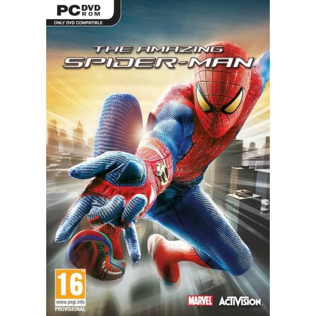 The Amazing Spider-Man Akció PC