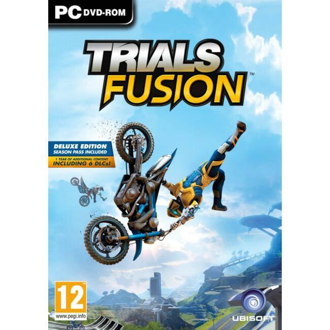 TRIALS FUSION DELUXE EDITION - PC