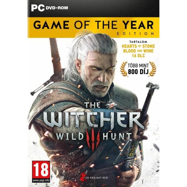 The Witcher 3 Wild Hunt GOTY - PC