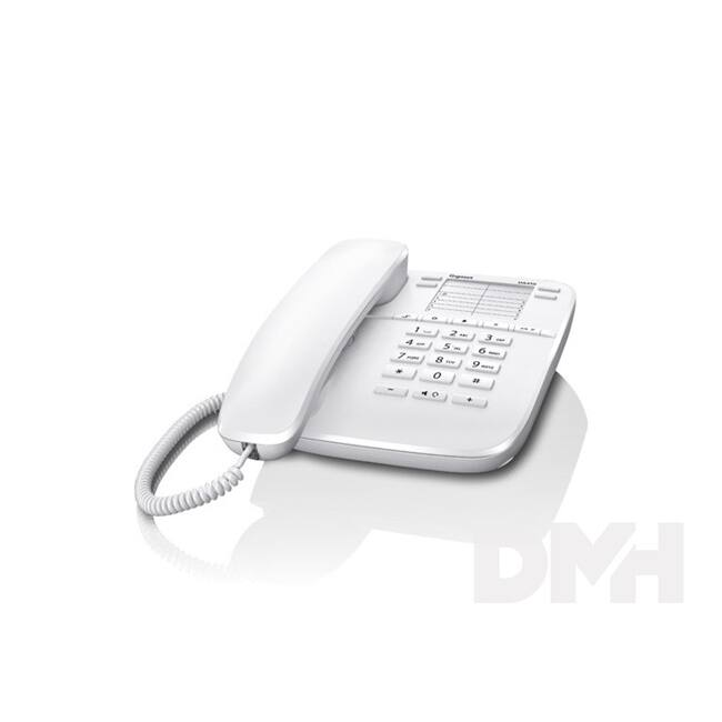 Gigaset DA310 fehér vezetékes telefon