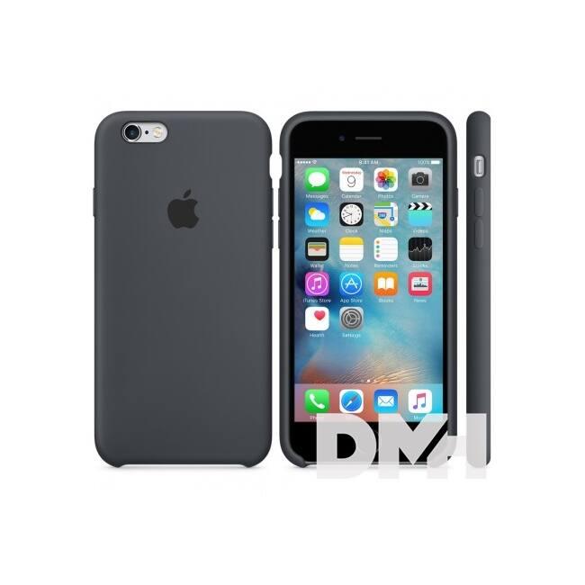 Apple iPhone6s szilikontok szénszürke