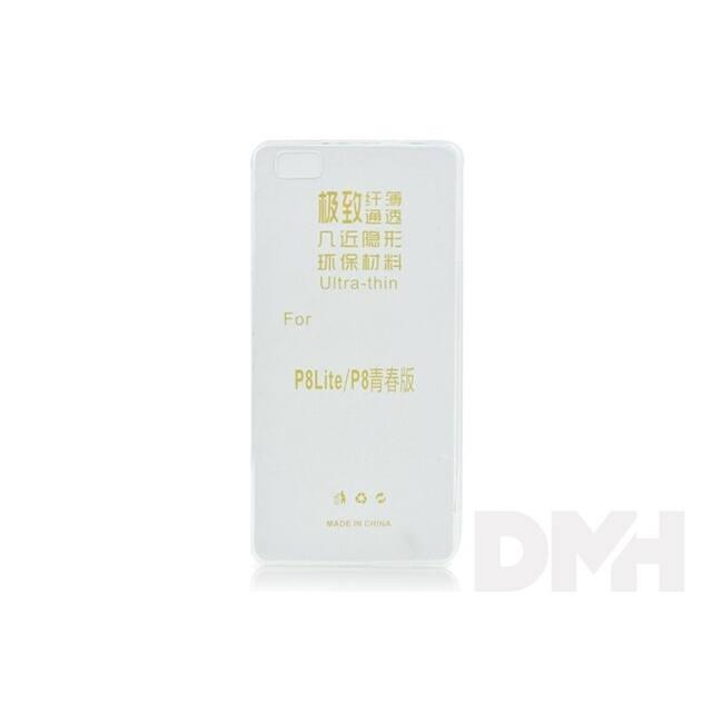 Haffner PT-2374 Huawei P8 átlátszó ultra slim átlátszó hátlap
