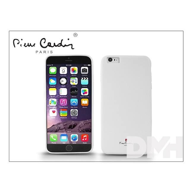 Pierre Cardin BCTPU-WTIP6+ iPhone 6 Plus fehér hátlap