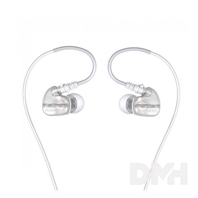 Brainwavz XF-200 In-Ear színtelen fülhallgató headset