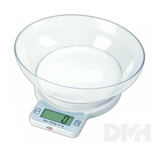 Hauser DKS-1051 konyhamérleg