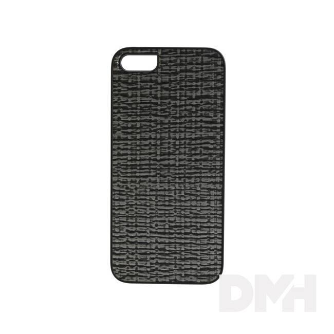 iKin K1116J iPhone 5/SE ezüst kőzet mintás tok