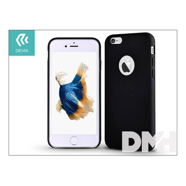 Devia ST980344 CEO iPhone 6/6S fekete hátlap