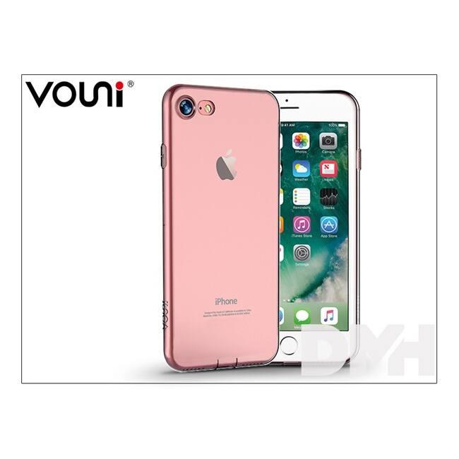 Vouni ST987749 NAKED iPhone 7+ Crystal átlátszó hátlap