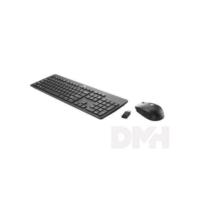 HP Wireless Business Slim Keyboard and Mouse billentyűzet