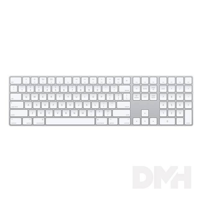 Apple Magic Keyboard billentyűzet magyar kiosztással (numerikus)