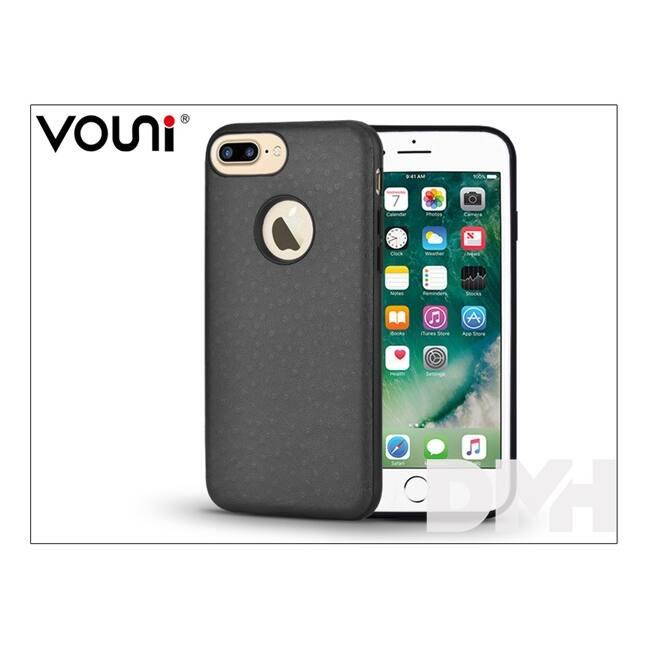 Vouni ST988272 Cavan iPhone 7+ fekete hátlap