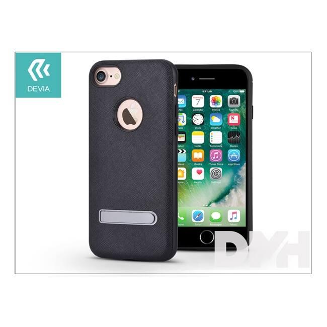 Devia ST994501 iStand iPhone 7 fekete hátlap