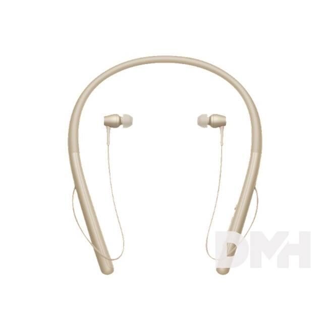 Sony WIH700 Hi-Res Bluetooth arany fülhallgató headset aptX