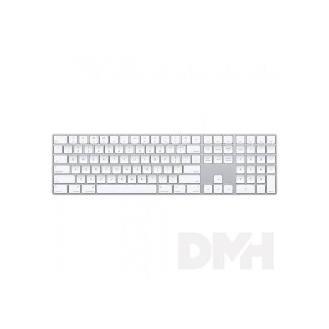 Apple Magic Keyboard billentyűzet nemzetközi angol kiosztással (numerikus)