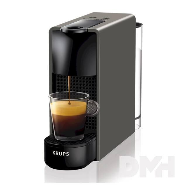 Krups XN110B10 Nespresso Essenza Mini szürke kávéfőző