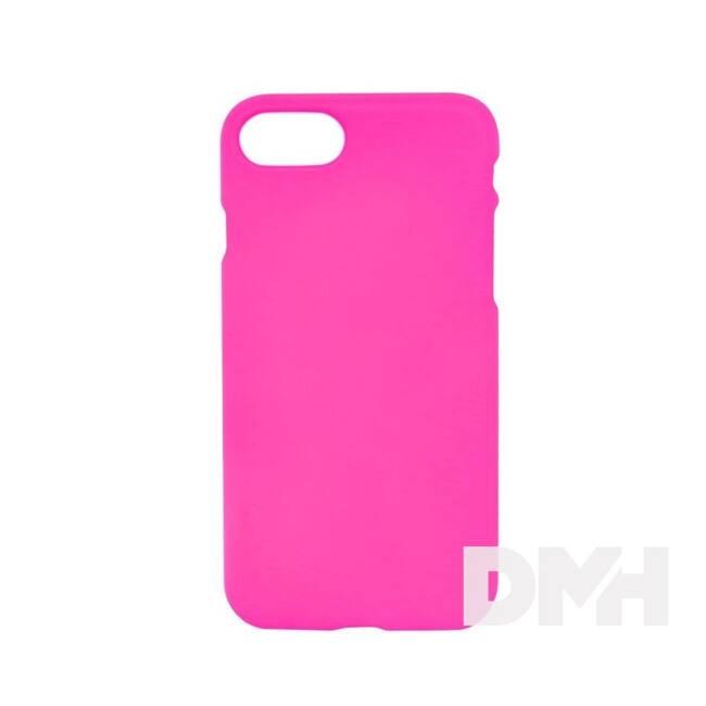 Cellect CEL-NEON-IPH8P-P Neon Collection Prémium iPhone 8 Plus rózsaszín hátlap