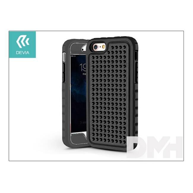 Devia ST997595 ARMOUR SHOCKPROOF iPhone 7/8 fekete hátlap
