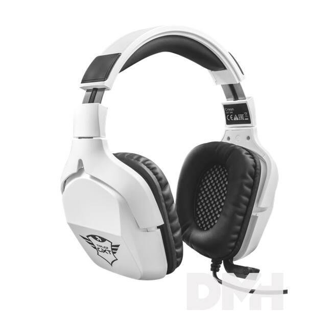 Trust GXT 354 Creon 7.1 Bass Vibration gamer USB headset